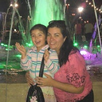Photo taken at plaza de juegos para niños mall arauco maipu by Paulina L. on 2/23/2014