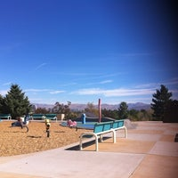 Photo taken at Summit Ridge Park by Sara A. on 10/19/2012