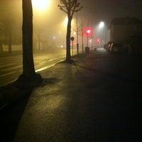 Photo taken at Avenue de Laon by Selda S. on 2/16/2013