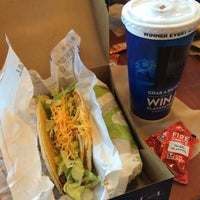 Photo taken at Taco Bell by Marc A. on 10/27/2013
