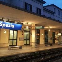 Foto scattata a Stazione La Spezia Centrale da Vladimir K. il 3/20/2013