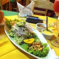 Foto tomada en Manos Peruanas por Felipe V. el 4/6/2014