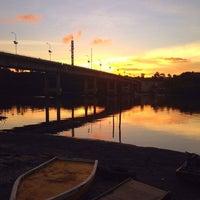 Foto tirada no(a) Barra de Santo Antônio por Barra de Santo Antônio em 4/10/2017