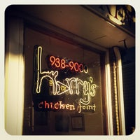 Photo taken at Harry's Chicken Joint by Eric 'Otis' S. on 9/7/2014