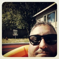 Photo taken at Highland Park Neighborhood by Eric 'Otis' S. on 8/9/2014