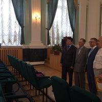 Photo taken at Казанский Государственный Аграрный Университет by Safiullin N. on 5/23/2015