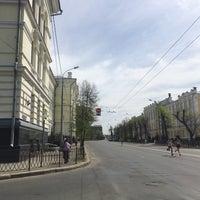 Photo taken at Казанский Государственный Аграрный Университет by Safiullin N. on 5/11/2015