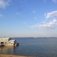 Photo taken at пристань by Safiullin N. on 8/7/2014