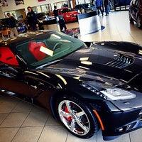 Photo taken at South Pointe Chevrolet by Brandon H. on 6/29/2014
