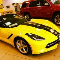 Photo taken at South Pointe Chevrolet by Brandon H. on 6/17/2014