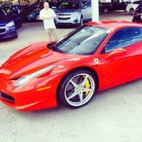Photo taken at South Pointe Chevrolet by Brandon H. on 8/30/2014