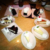 Photo taken at Cheesecake Factory by Sarah E. on 6/8/2013