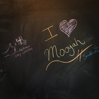 Photo taken at MOOYAH Burgers, Fries & Shakes by Sarah E. on 9/24/2013