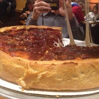 Photo taken at Giordano's by Tatiana B. on 1/18/2014
