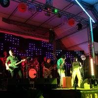 Photo taken at Monkey Beach Club Ilo by Anton M. on 11/1/2014