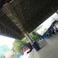 Photo taken at Terminal Santo Amaro by Yuander #. on 10/16/2012