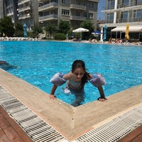Photo taken at Pelikan Otel by Gül O. on 7/8/2017
