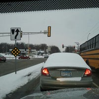 Photo taken at 36 and Osgood Ave by Mike E. on 2/6/2013