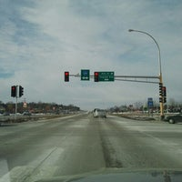 Photo taken at 36 and Osgood Ave by Mike E. on 1/26/2013