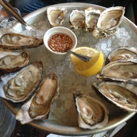 Photo taken at Wright Brothers Oyster & Porter House by James L. on 11/23/2012
