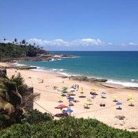 Photo taken at Praia do Buracão by Felipe C. on 10/30/2012