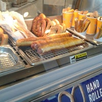 Photo taken at Auntie Anne's by Dheshia W. on 4/21/2013