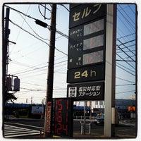 Photo taken at セルフ知多SS / (株)エネチタ by Toshiaki T. on 9/12/2013