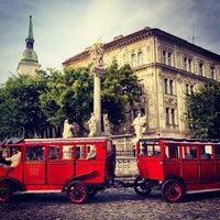 10/23/2013 tarihinde MungKorn P.ziyaretçi tarafından Park Inn Danube'de çekilen fotoğraf