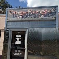 Photo taken at Dog-N-Burger Grille by Jane T. on 10/24/2013