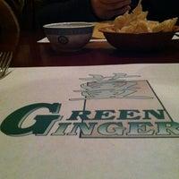 Photo taken at Green Ginger by Mandi C. on 10/13/2012