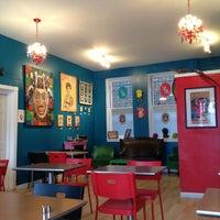 3/9/2013 tarihinde John C.ziyaretçi tarafından Jackalope Coffee & Tea'de çekilen fotoğraf