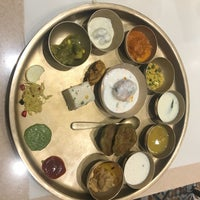 Photo taken at Maharaja Bhog by Ammar A. on 8/13/2018