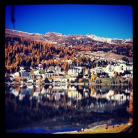 Photo taken at St. Moritz by Federica F. on 10/21/2012