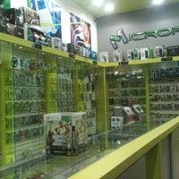 Photo taken at Microplay Mall Plaza El Trebol by Patricio C. on 1/30/2013