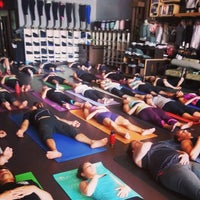 Photo taken at lululemon athletica by Kelly S. on 6/8/2014