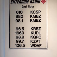 Photo taken at Entercom Kansas City by Madeline G. on 10/23/2013