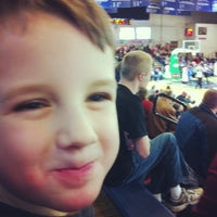 Photo taken at Maine Red Claws by Brian D. on 12/31/2013