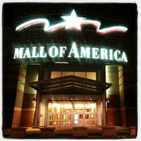 Photo taken at Mall of America by Danielle F. on 10/17/2012