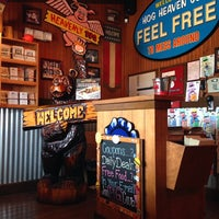 Photo taken at Famous Dave's by Adelia Barnes S. on 11/5/2013