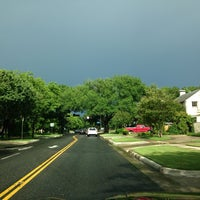 Photo taken at Highland Park Village by Brittany G. on 5/25/2013