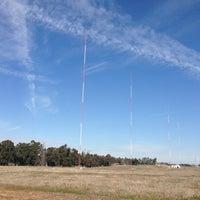 Photo taken at KCTC. Night Transmitter Site by Eric R. on 2/28/2013