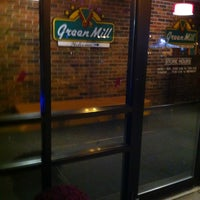 Photo taken at Green Mill Restaurant & Bar by Francis G. on 10/11/2012