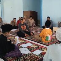 Photo taken at Masjid PPTQ HUda Qurani by Bang G. on 2/4/2013