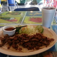 Photo taken at El Nopalito Mexican Food by Bill B. on 2/21/2014