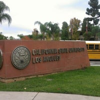 Photo taken at California State University, Los Angeles (CSULA) by Jonathan H. on 12/1/2012