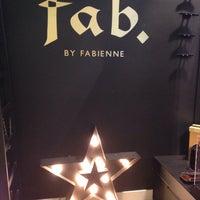 Photo taken at Fab. Flagship store by Merlijne H. on 12/20/2014