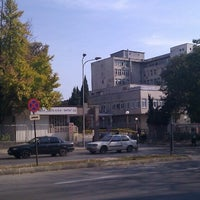 Photo taken at Медицински Колеж - Варна by Martin S. on 10/12/2012