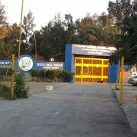 Photo taken at Colegio de Ciencias y Humanidades Plantel Oriente by Alo R. on 1/27/2013