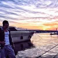 Photo taken at Beylikdüzü West İstanbul Marina by Işık I. on 1/25/2017