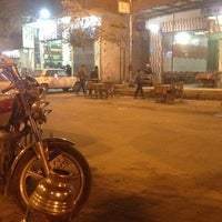 Photo taken at قهوه عبدو حنوفا by Mohamed N. on 1/20/2013